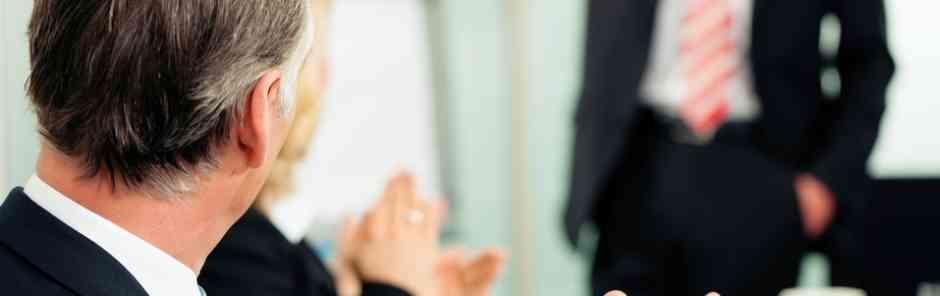 Aberdeen Advisors M&A: business meeting